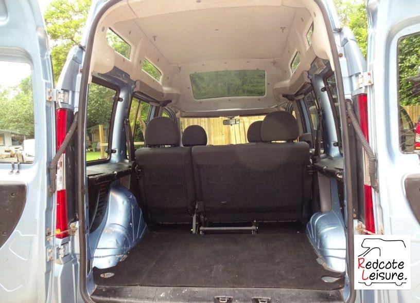 2007 Fiat Doblo Dynamic High Top Micro Camper (8)