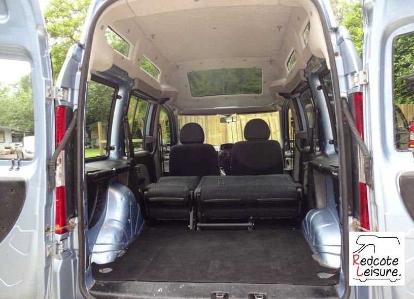 2007 Fiat Doblo Dynamic High Top Micro Camper (9)