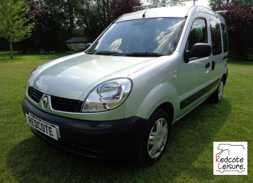 2008 Renault Kangoo Authentique Micro Camper (1)