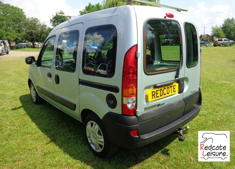 2008 Renault Kangoo Authentique Micro Camper (4)