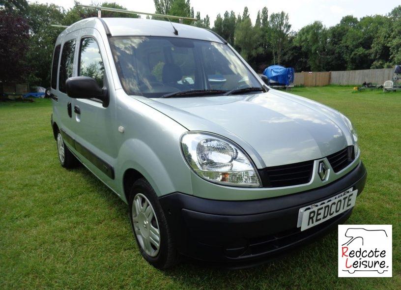 2008 Renault Kangoo Authentique Micro Camper (41)