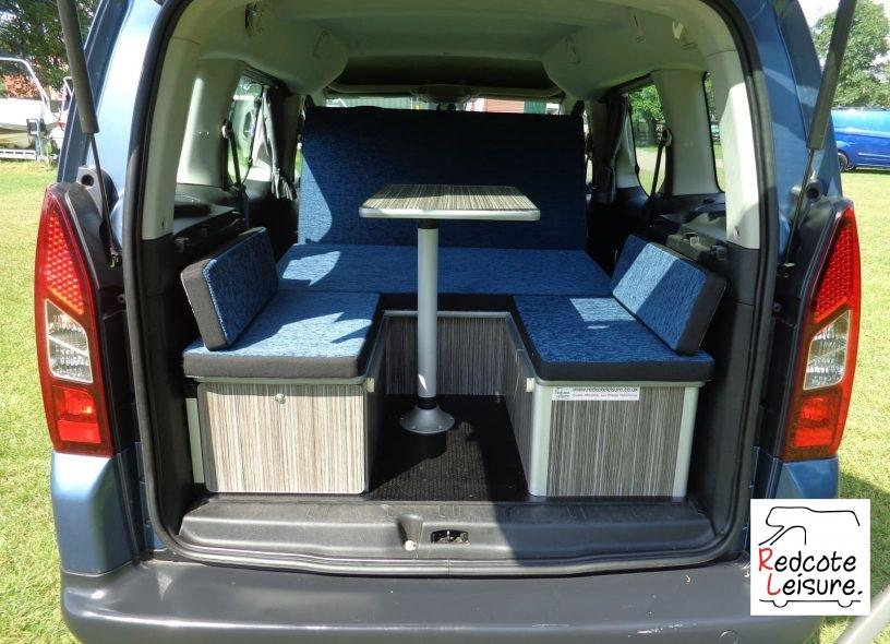 2012 Citroen Berlingo XTR Micro Camper (13)