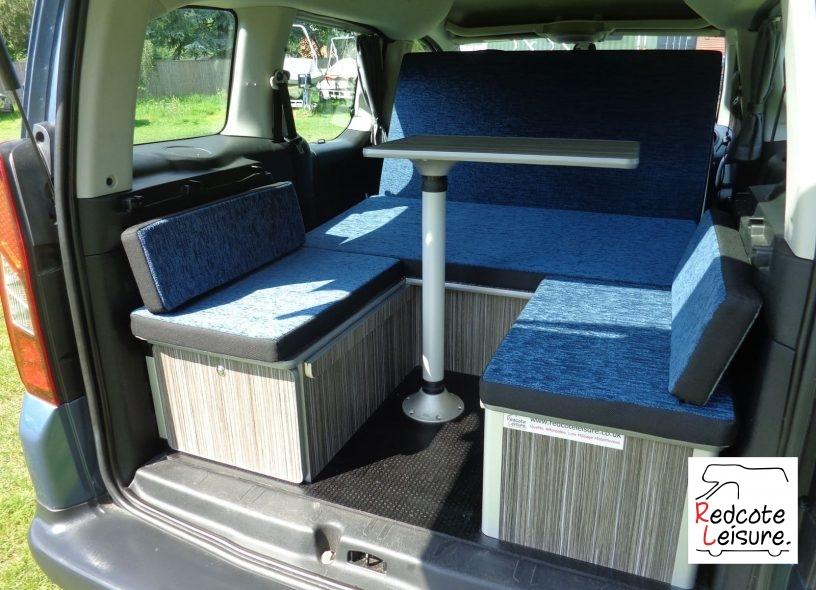 2012 Citroen Berlingo XTR Micro Camper (15)