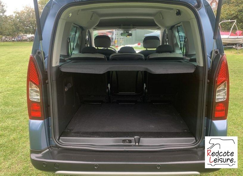 2012 Citroen Berlingo XTR Micro Camper (28)