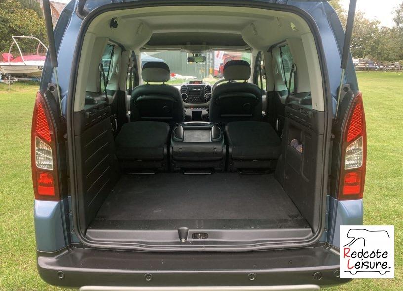 2012 Citroen Berlingo XTR Micro Camper (29)