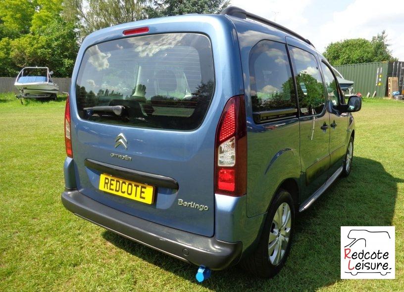 2012 Citroen Berlingo XTR Micro Camper (3)