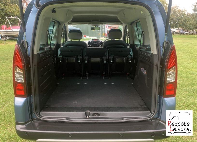 2012 Citroen Berlingo XTR Micro Camper (30)