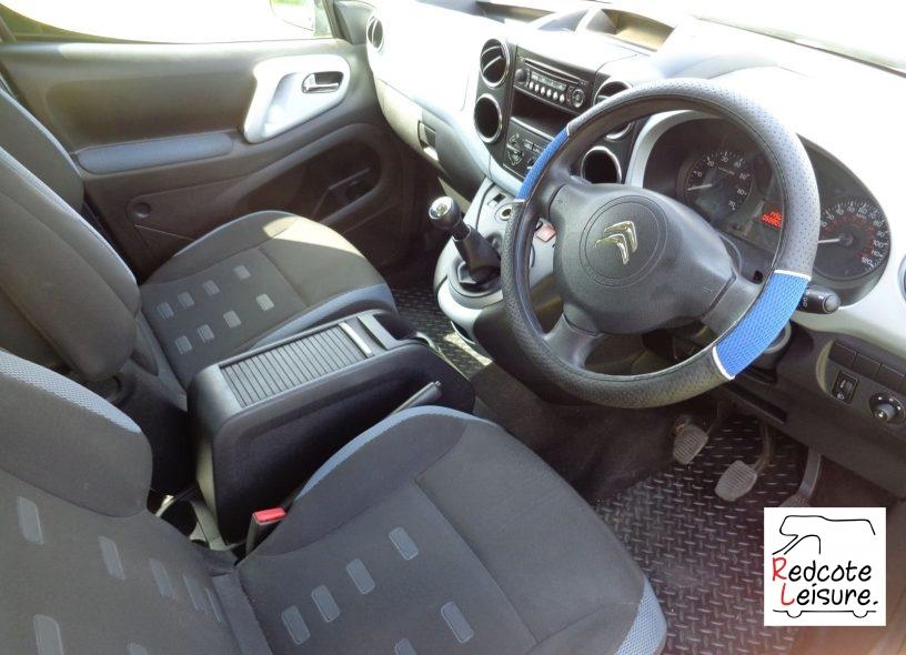 2012 Citroen Berlingo XTR Micro Camper (7)