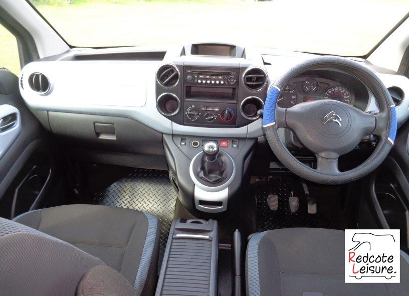 2012 Citroen Berlingo XTR Micro Camper (9)