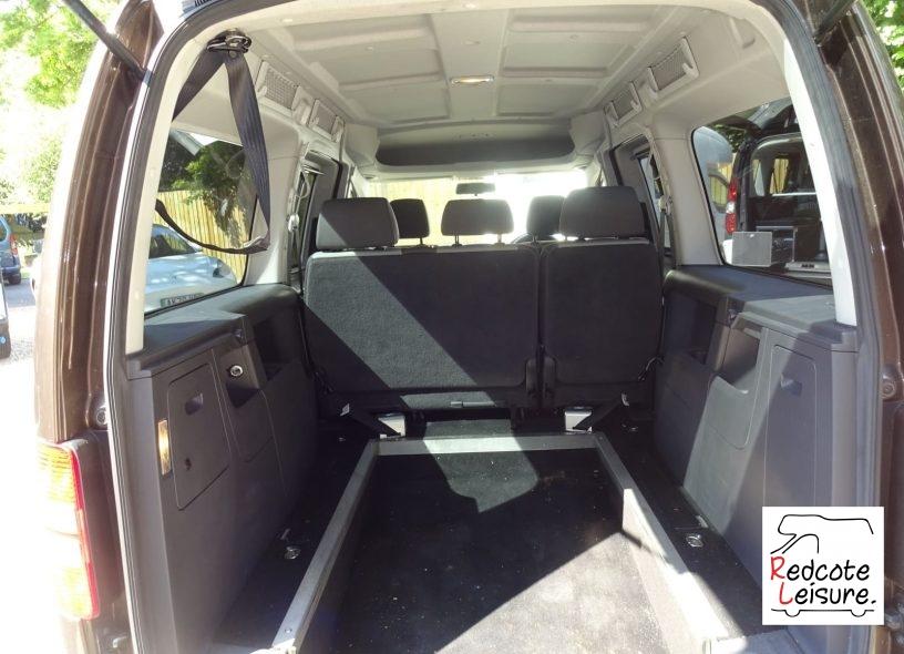2012 Volkswagen Caddy Maxi Life Micro Camper Wheelchair Access Vehicle (WAV) (10)