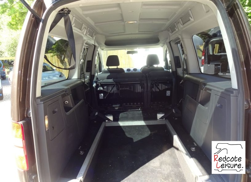 2012 Volkswagen Caddy Maxi Life Micro Camper Wheelchair Access Vehicle (WAV) (12)