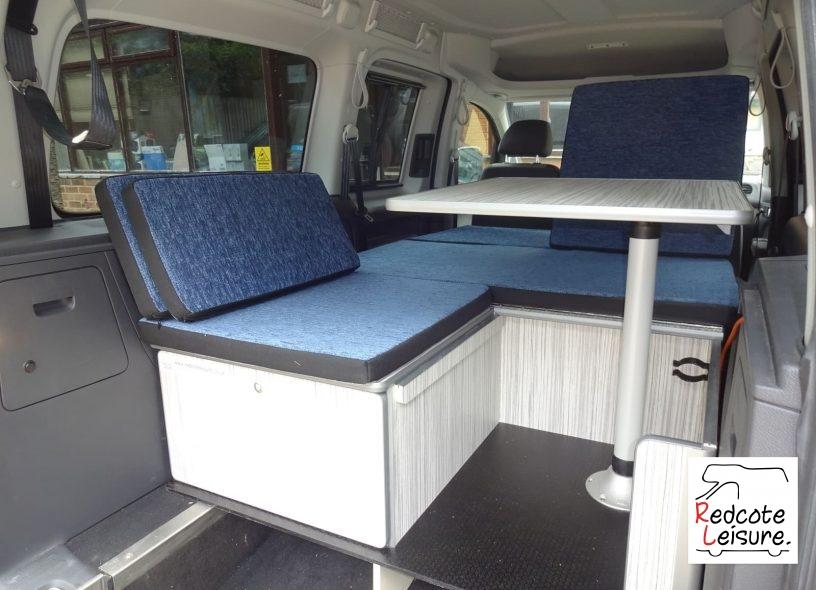 2012 Volkswagen Caddy Maxi Life Micro Camper Wheelchair Access Vehicle (WAV) (16)