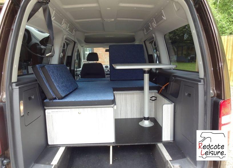 2012 Volkswagen Caddy Maxi Life Micro Camper Wheelchair Access Vehicle (WAV) (17)