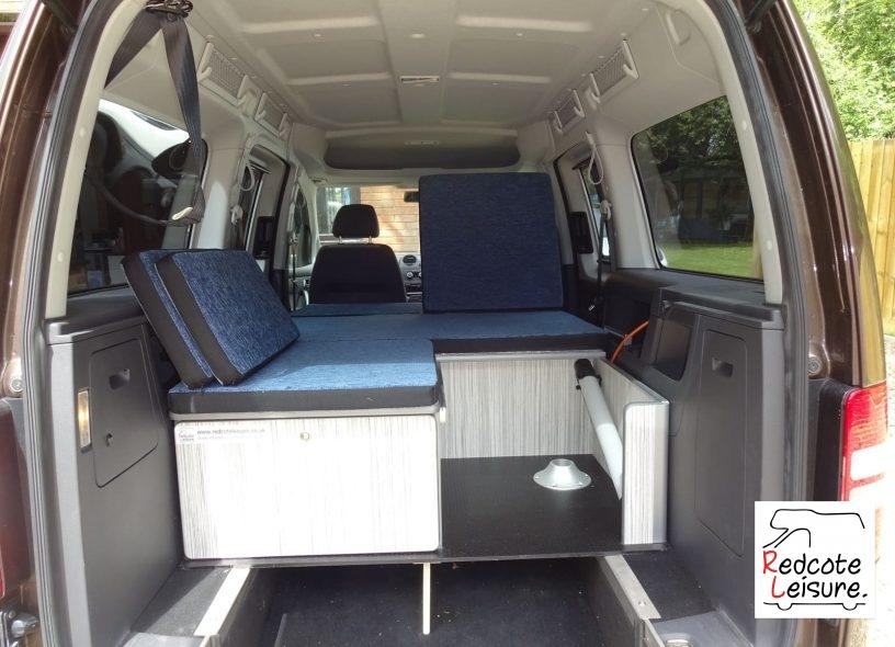 2012 Volkswagen Caddy Maxi Life Micro Camper Wheelchair Access Vehicle (WAV) (18)