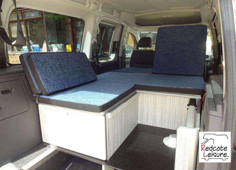 2012 Volkswagen Caddy Maxi Life Micro Camper Wheelchair Access Vehicle (WAV) (19)