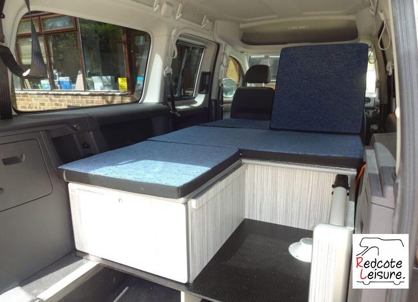 2012 Volkswagen Caddy Maxi Life Micro Camper Wheelchair Access Vehicle (WAV) (20)