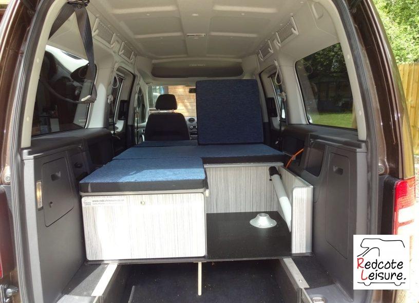 2012 Volkswagen Caddy Maxi Life Micro Camper Wheelchair Access Vehicle (WAV) (21)