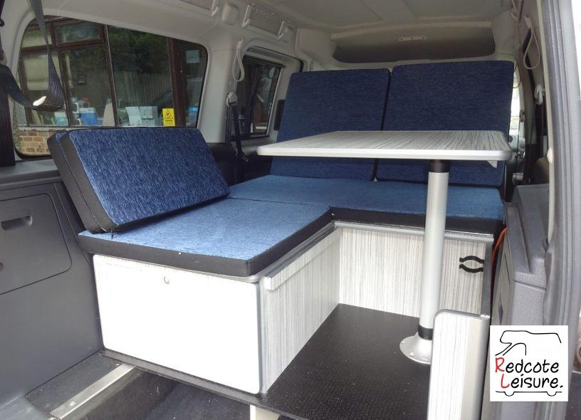 2012 Volkswagen Caddy Maxi Life Micro Camper Wheelchair Access Vehicle (WAV) (24)