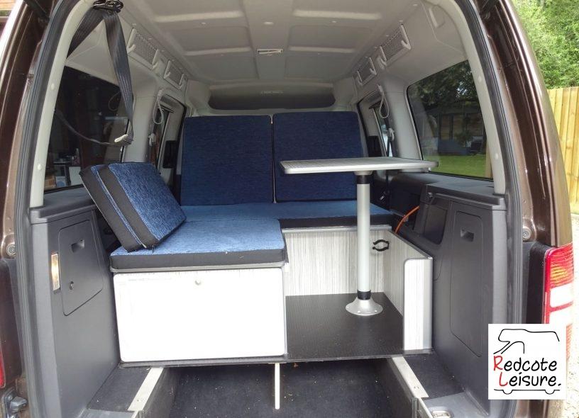 2012 Volkswagen Caddy Maxi Life Micro Camper Wheelchair Access Vehicle (WAV) (25)