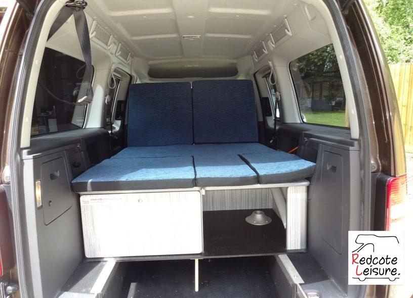 2012 Volkswagen Caddy Maxi Life Micro Camper Wheelchair Access Vehicle (WAV) (26)