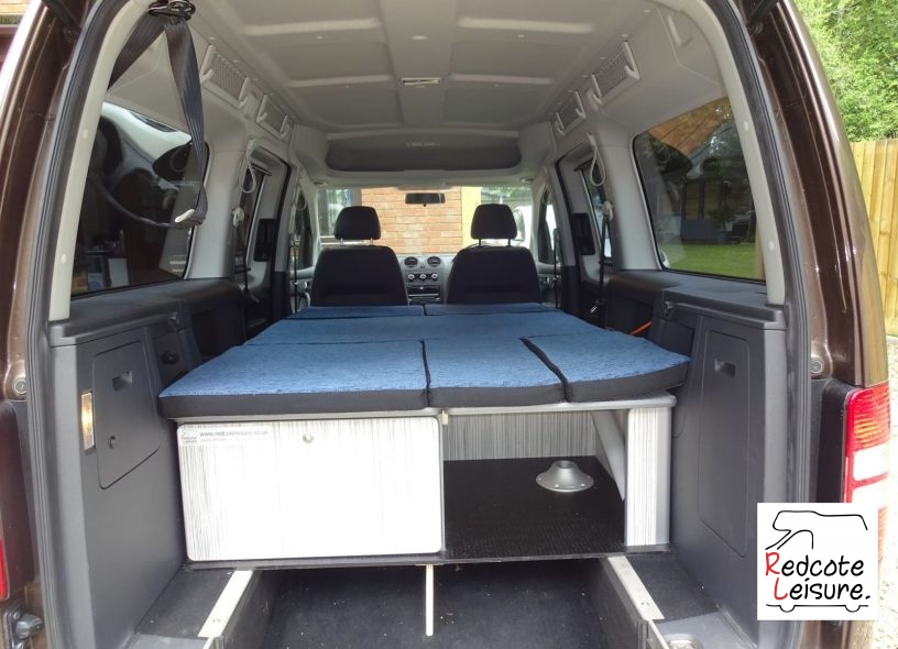 2012 Volkswagen Caddy Maxi Life Micro Camper Wheelchair Access Vehicle (WAV) (29)