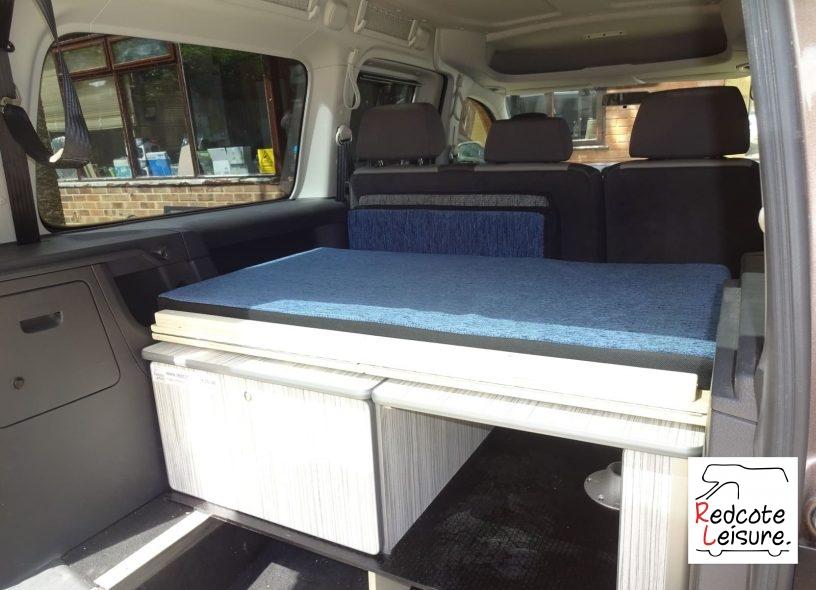 2012 Volkswagen Caddy Maxi Life Micro Camper Wheelchair Access Vehicle (WAV) (32)