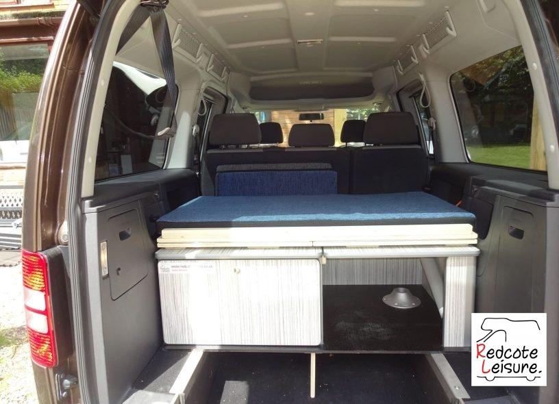 2012 Volkswagen Caddy Maxi Life Micro Camper Wheelchair Access Vehicle (WAV) (33)