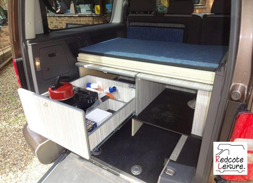 2012 Volkswagen Caddy Maxi Life Micro Camper Wheelchair Access Vehicle (WAV) (34)