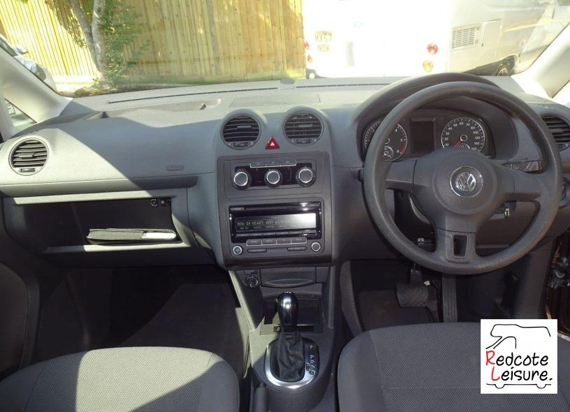 2012 Volkswagen Caddy Maxi Life Micro Camper Wheelchair Access Vehicle (WAV) (6)
