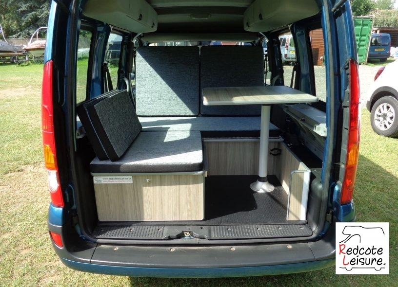 2004 Renault Kangoo Expression Micro Camper (17)