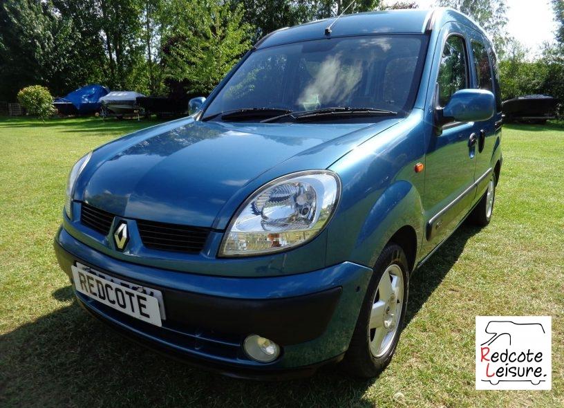 2004 Renault Kangoo Expression Micro Camper (28)