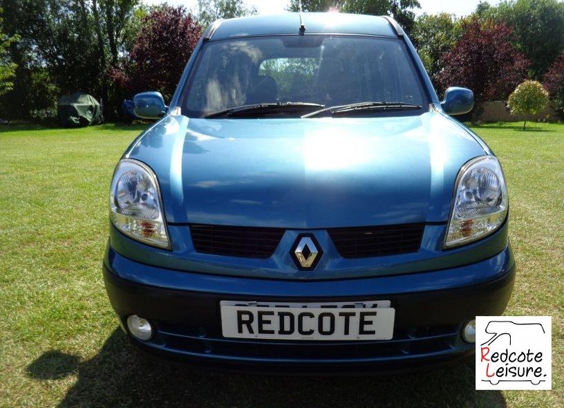 2004 Renault Kangoo Expression Micro Camper (29)