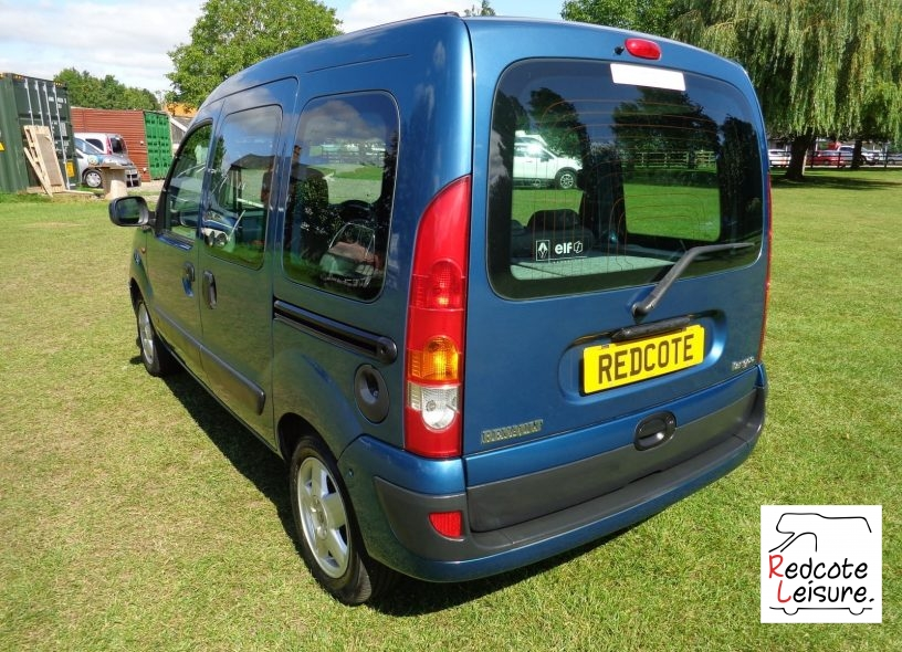 2004 Renault Kangoo Expression Micro Camper (3)