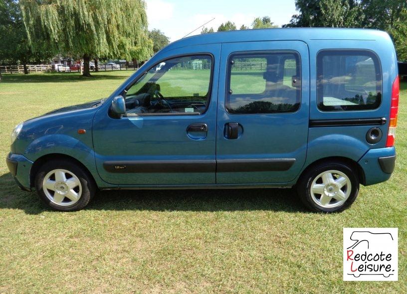 2004 Renault Kangoo Expression Micro Camper (4)