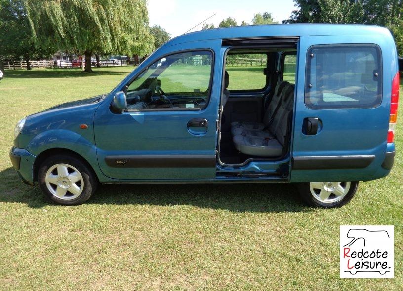 2004 Renault Kangoo Expression Micro Camper (5)