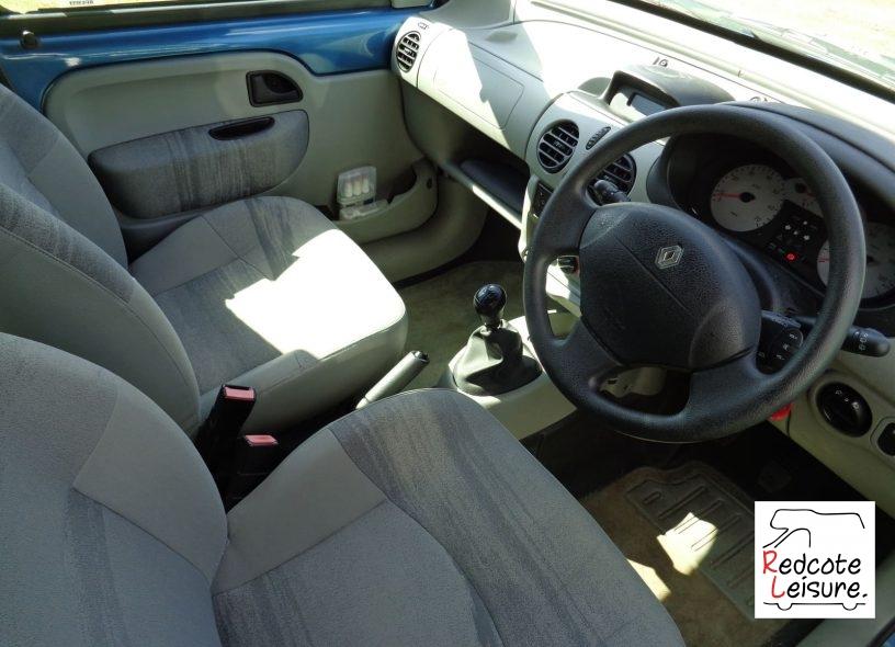 2004 Renault Kangoo Expression Micro Camper (9)