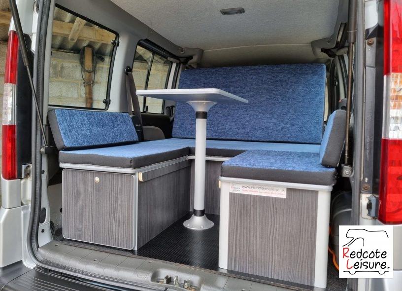 2008 Fiat Doblo Dynamic Micro Camper (16)