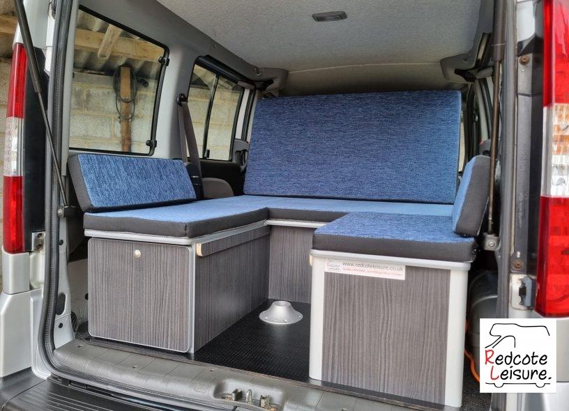 2008 Fiat Doblo Dynamic Micro Camper (17)