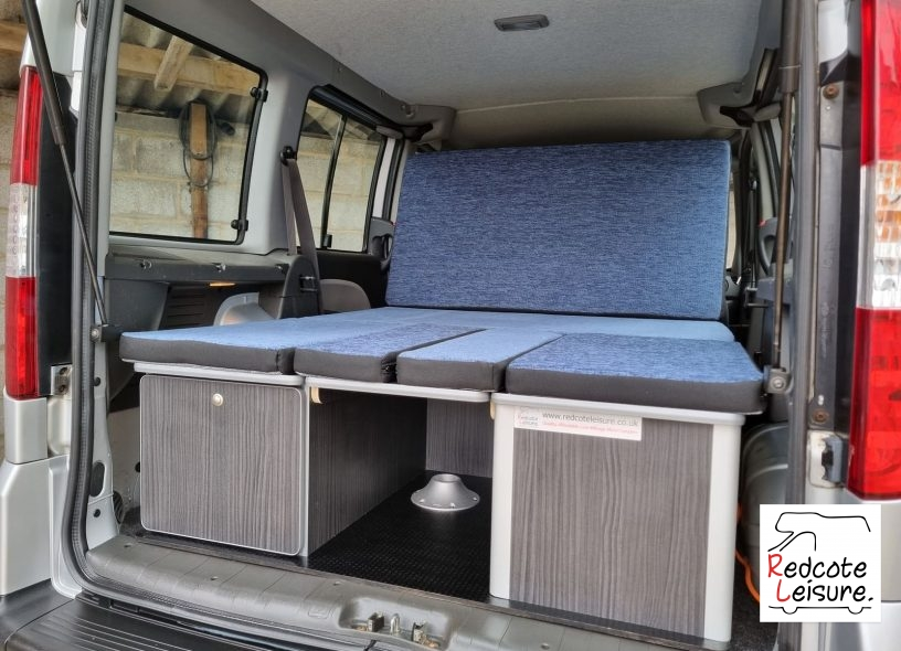 2008 Fiat Doblo Dynamic Micro Camper (18)