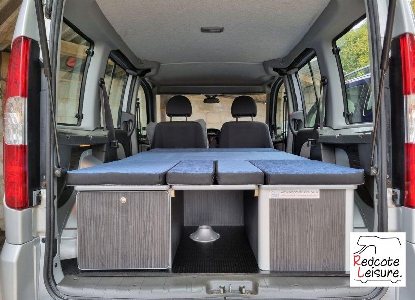 2008 Fiat Doblo Dynamic Micro Camper (20)