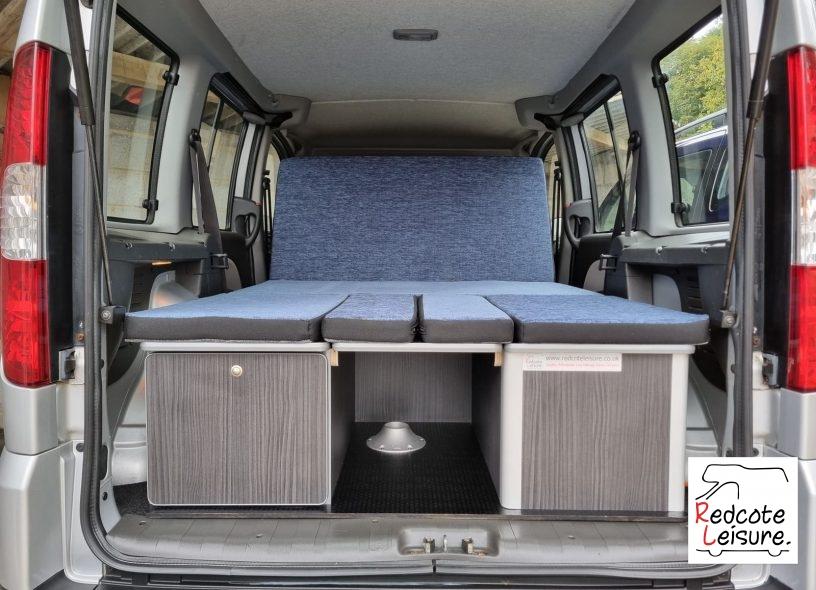 2008 Fiat Doblo Dynamic Micro Camper (21)