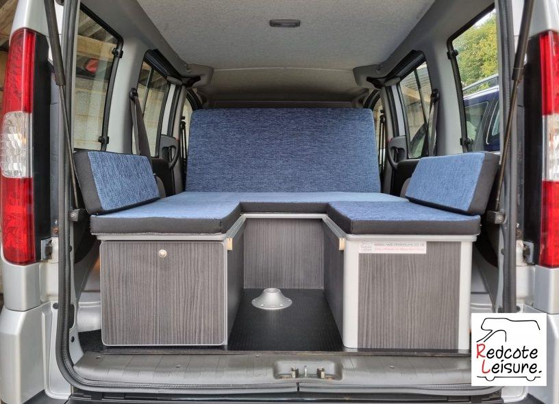 2008 Fiat Doblo Dynamic Micro Camper (22)
