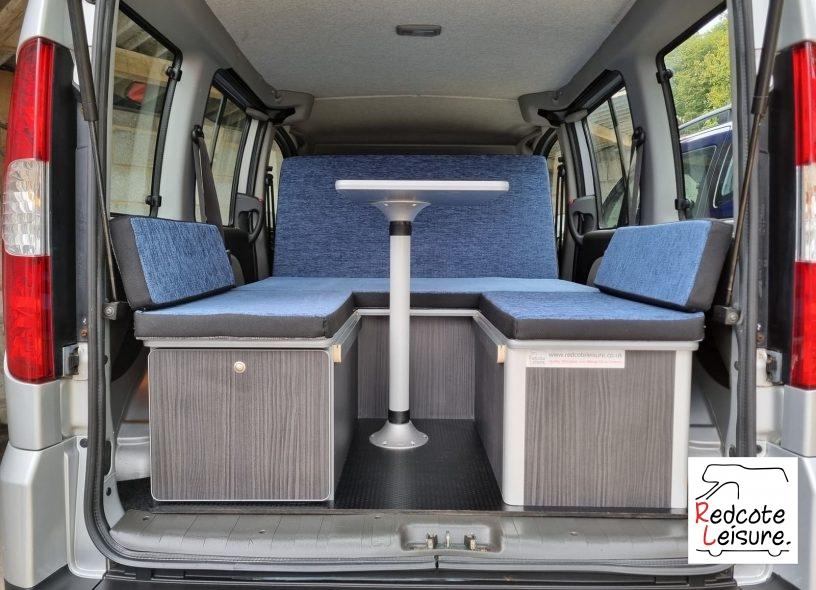 2008 Fiat Doblo Dynamic Micro Camper (23)