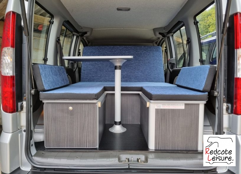 2008 Fiat Doblo Dynamic Micro Camper (24)