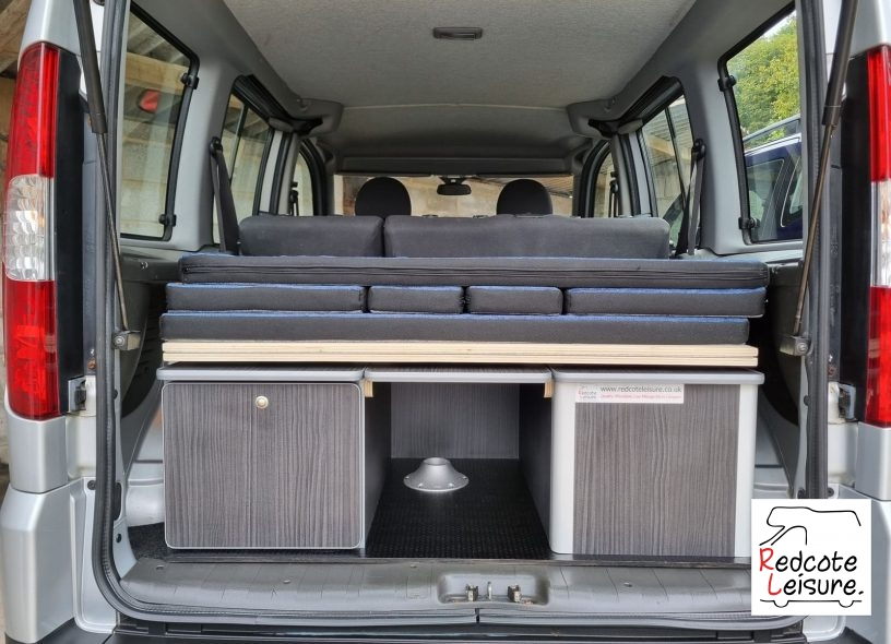 2008 Fiat Doblo Dynamic Micro Camper (25)