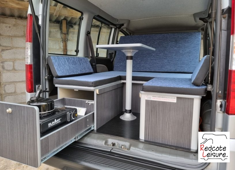 2008 Fiat Doblo Dynamic Micro Camper (28)