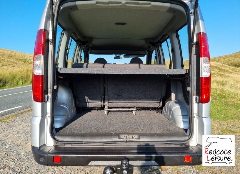2008 Fiat Doblo Dynamic Micro Camper (4)