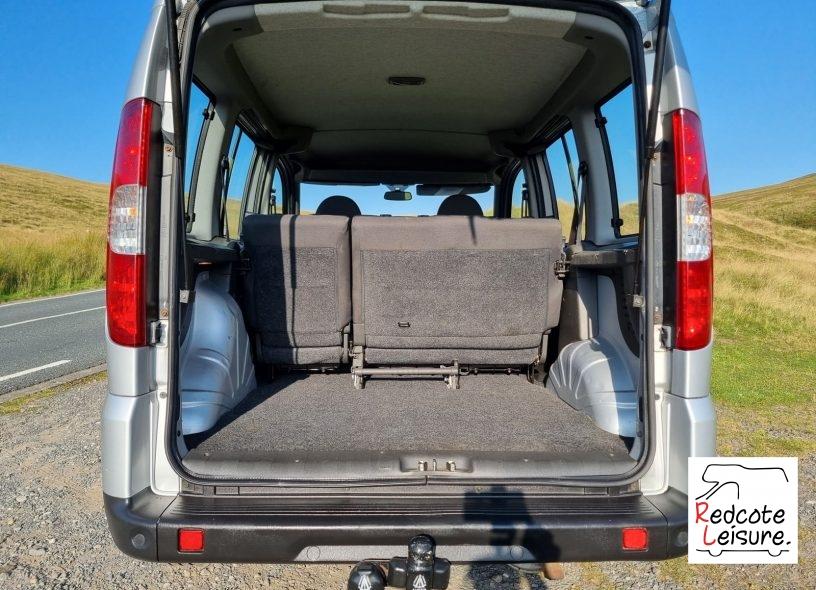 2008 Fiat Doblo Dynamic Micro Camper (5)