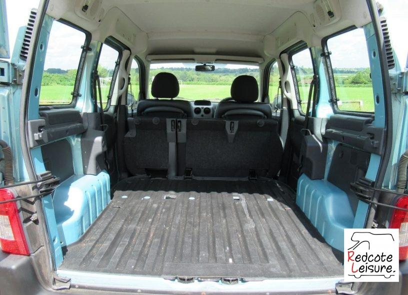2009 Citroen Berlingo First Micro Camper (2)