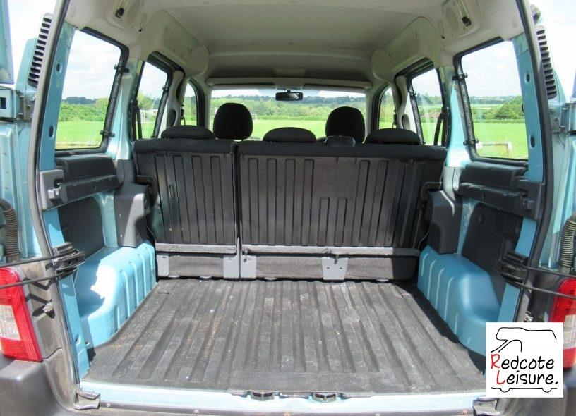 2009 Citroen Berlingo First Micro Camper (3)